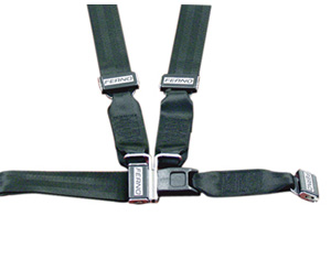 2-Piece Backboard Restraint Straps