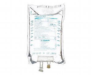 0.9% Sodium Chloride Injection, USP, 500 mL