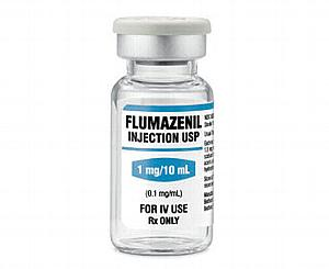 Flumazenil Injection (Romazicon), 10mL MDV