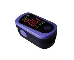 Digital LED Finger Pulse Oximeter