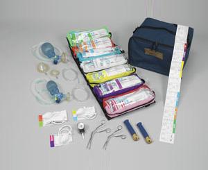 Broselow Pediatric Resuscitation System