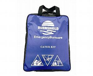 Cater Burn Kit in Nylon Bag