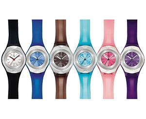 Cyber Gel Watch, Pink