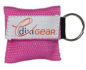 CPR Keychain, Pink