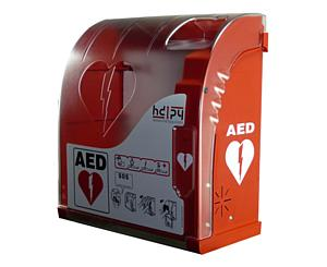 AIVIA 200 Outdoor AED Cabinet With Temperature Control