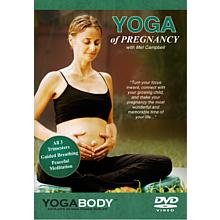 Learn Prenatal Yoga DVD + Online Access