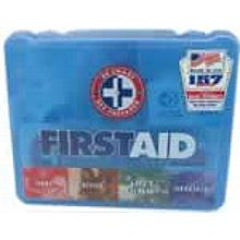 157 Piece First Aid Kit Plastic Box