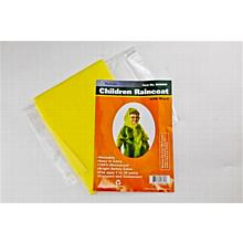 Emergency Poncho (Kids) (5 per package)