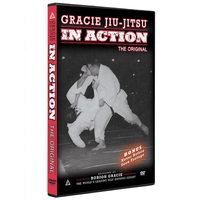 Gracie Jiu-Jitsu In Action 1
