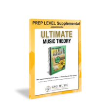 UMT PREP LEVEL Supplemental Answer Book