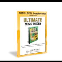 UMT PREP LEVEL Supplemental Answer Book