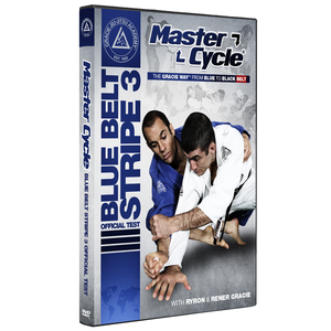 Master Cycle: Blue Belt Stripe 3 - Official Test