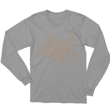Goal Digger - gray slouch