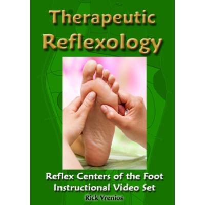 DVD - Therapeutic Reflexology for the Feet 4-Disc Set DVD 4-Disc Set