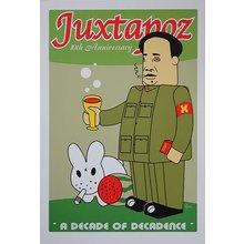 """Kozik - Juxtapoz """"A Decade Of Decadence"""""""