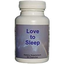 FREE Bottle of Love to Sleep