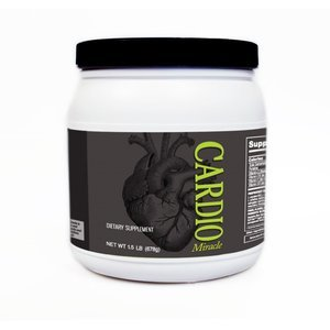60 Serve Canister Cardio Miracle